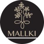 logo mallki cliente diseño