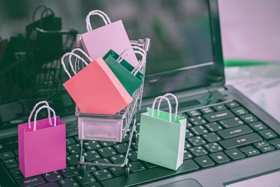 Diseño de Tienda en línea con html